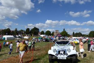 Winslow Country Show. Picture copyright Heather Jan Brunt