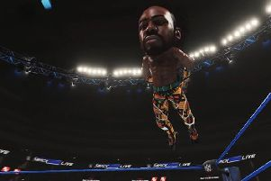 Big Head Mode defines WWE 2K19's new emphasis on arcade-style fun