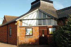 Buckingham Town Council offices