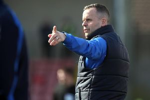 Coleraine boss Rodney McAree