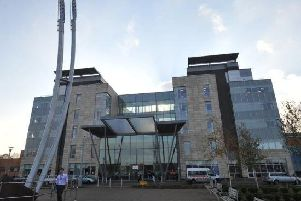 Peterborough City Hospital