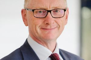 Outgoing Aylesbury Vale District Council chief executive Andrew Grant