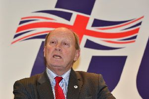 Jim Allister QC MLA is TUV leader and North Antrim assembly member