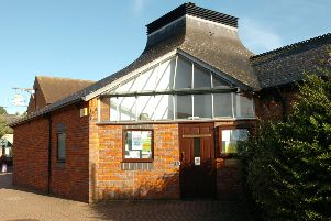 Library image of the Buckingham Town Council offices