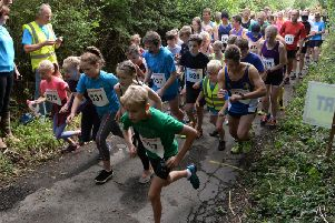 Archive image of a previous edition of the Twyford Trot