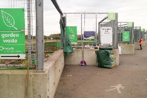 Bucks recycling centre