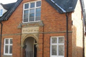 Oddfellows Hall, Buckingham - photo by Buckingham Town Council