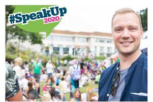 Healthwatch Bucks Speak Up campaign