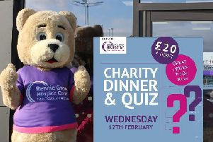 Rennie Grove charity quiz nights are on 12 February