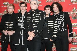 My Chemical Romance (Michael Buckner/Getty Images)