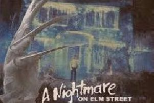 A Nightmare On Elm Street film poster