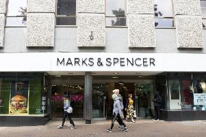 Northampton's M&S store closed its doors for the last time in the summer