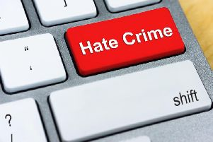 Hate crimes across the Thames Valley have more than doubled since 2016