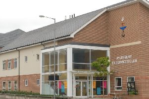 Library image of Aylesbury Ex-Services Club