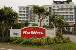 Paramedics were called to Butlin's holiday park in Bognor Regis last year