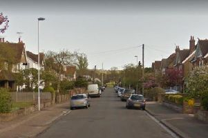 Brett Vickers was found dead in Cissbury Road in Worthing. Picture: Google Streetview