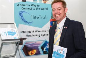 Andrew Barnett, joint managing director of FliteTrak.