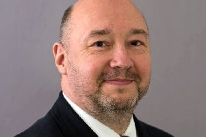 Mike Knapp, commercial and marketing manager at Peacocks Engineering.