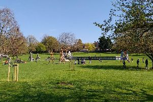 Aylesbury Vale District Council (AVDC) has breathed life into the Alfred Rose Park, with new play equipment, extra litter bins and extra seating.