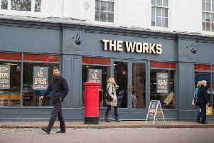Library image of The Works in Aylesbury