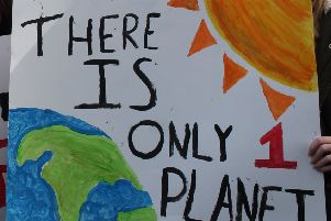 Climate protests have recently made the headlines in Lincolnshire and beyond.