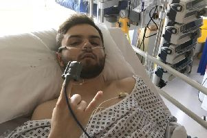 Harry Mockett was diagnosed with a brain tumour a year ago - but has defied the odds to release a new EP.