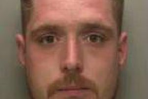 Kieran Ryan, 29, picture via Surrey Police