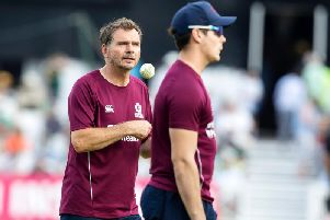 David Ripley wants a big performance from his Steelbacks side against the Falcons (picture: Kirsty Edmonds)