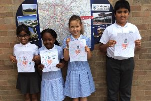 Youngsters have signed up to be Zero Heroes