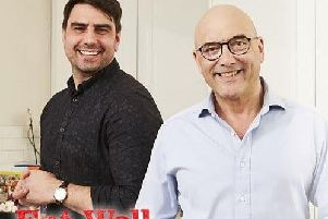 Greg Wallace and Chris Pavin