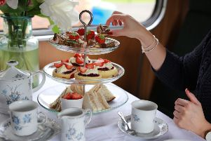 Afternoon tea will resume at Whitehead Railway Museum.