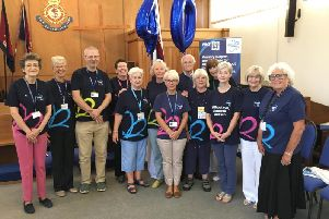 Alzheimer's Society Staff and Volunteers