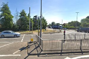 The Horse and Jockey crossing which is experiencing problems