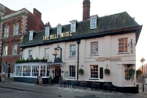 The Bell in Market Square and The White Hart in Exchange Street, are both supporting Tax EqualityDay, aimed at highlighting the benefit of a VAT reduction in the hospitality industry.