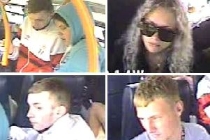 Police would like to speak to these people who may have information which could assist officers with their investigation. EMN-190918-113206001