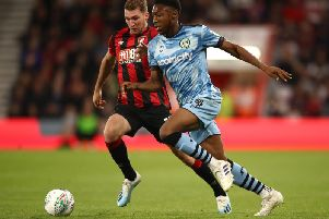 Jack Stacey has now played in the Premier League for Bournemouth