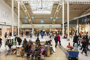 Shoppers at Friars Square will be able to enjoy playing table tennis for free at a new pop-up Ping Pong Parlour which has opened in the shopping centre.