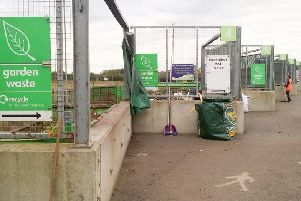 Residents asked for feedback on household recycling centres after a year of change