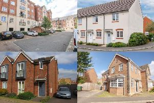 There are a number of hot properties currently on the market