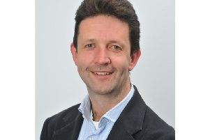 Gareth Williams, Cabinet Member for Communities and Public Health at Buckinghamshire County Council