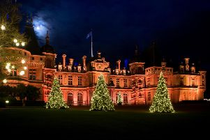 Waddesdon Manor named 'Best Christmas Experience' in the UK