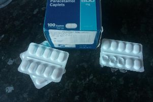 The government is stockpiling six weeks worth of medicines in case of a no deal Brexit.