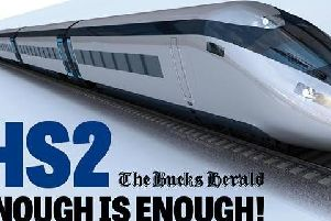 """The Bucks Herald says: """"Enough is Enough"""""""