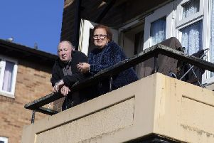 Tom and Judy Clarke have been living in their property for 40 years.