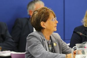 Councillor Fiona Baker became cabinet member for Children, Families and Education in January