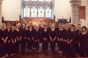 Whitehead Ladies' Choir.