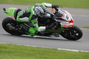 Glenn Irwin will make his Bennetts British Superbike race debut for new team Quattro Plant JG Speedfit Kawasaki at Silverstone.