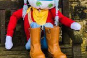Buttercup -the 1st Ardingly Brownie and Rainbows' scarecrow - has been stolen SUS-190520-130754001