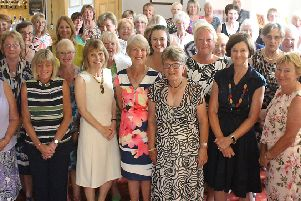 Louth Golf Club's Lady Captain's Day EMN-190108-141029002