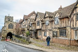 Warwick has been listed as one of the most Instagrammed historic towns in the UK.